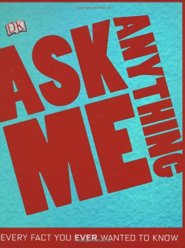 9780756651954: Ask Me Anything