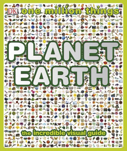 9780756652357: One Million Things: Planet Earth
