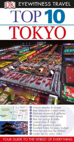 9780756653675: Top 10 Tokyo (Eyewitness Top 10 Travel Guides)