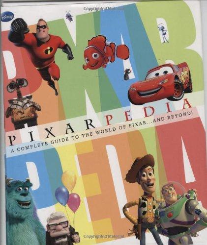 9780756654320: Pixarpedia