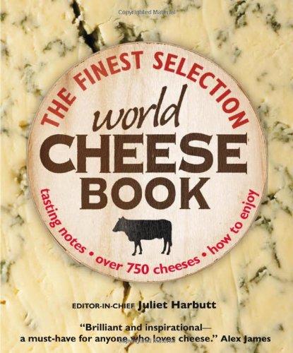 9780756654429: World Cheese Book