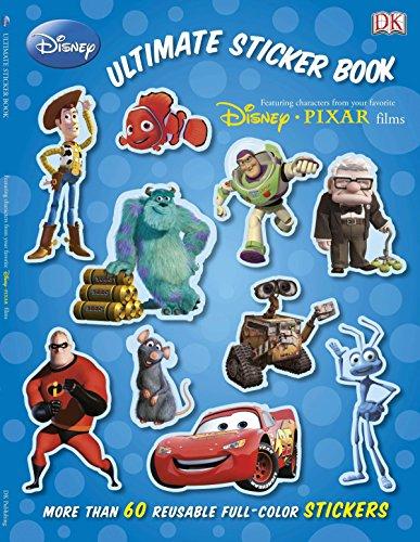 9780756655143: Disney Pixar Ultimate Sticker Book