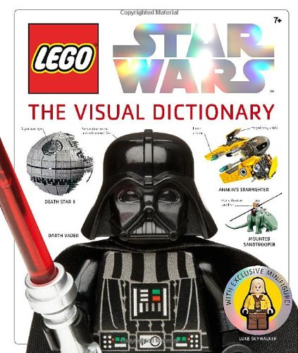 9780756655297: Lego Star Wars: The Visual Dictionary [With Mini Figure]