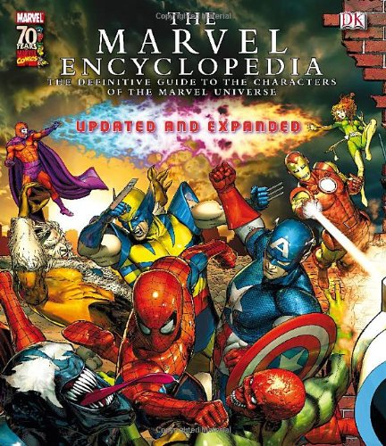 9780756655303: The Marvel Encyclopedia: A Definitive Guide to the Characters of the Marvel Universe