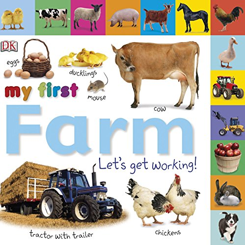 9780756655440: My First Farm: Let's Get Working