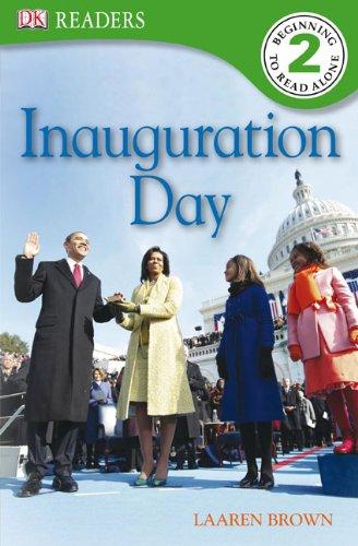 DK Readers: Inauguration Day: Brown, Laaren