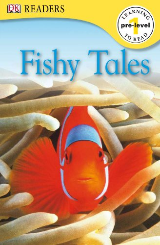 9780756656027: DK Readers L0: Fishy Tales