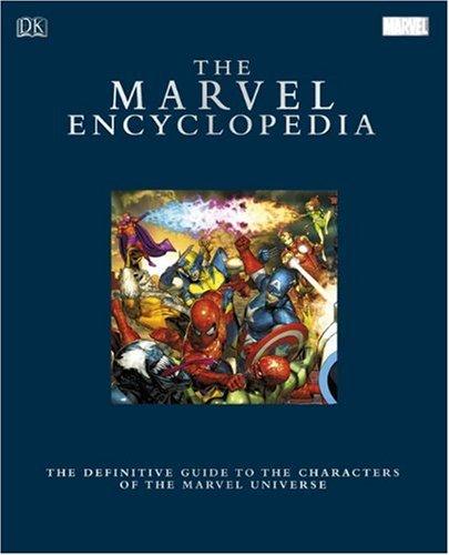 9780756657253: Marvel Encyclopedia Limited Edition