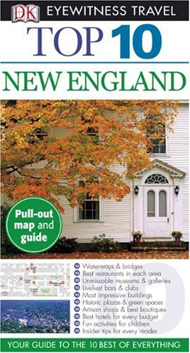 9780756657970: Dk Eyewitness Travel Top 10 New England