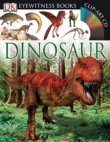 9780756658106: Dinosaur [With CDROM] (DK Eyewitness Books)