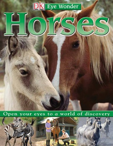 9780756658540: Eye Wonder: Horses and Ponies