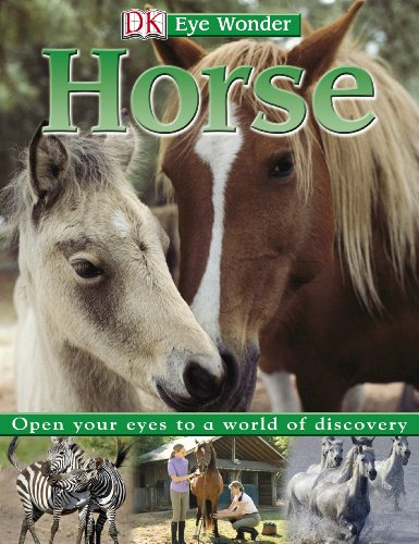 9780756658564: Eye Wonder: Horses and Ponies