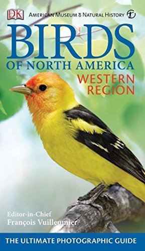 9780756658687: American Museum of Natural History Birds of North America Western Region