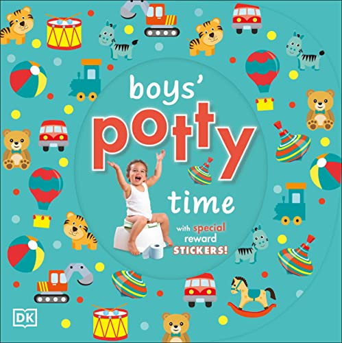 9780756658847: Boys' Potty Time [With Sticker(s)]