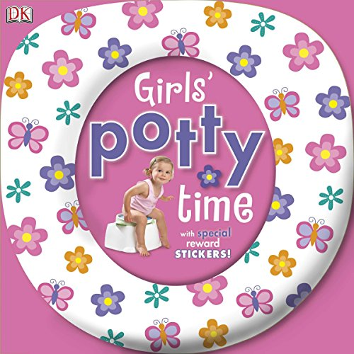 9780756658854: Girls' Potty Time [With Sticker(s)]