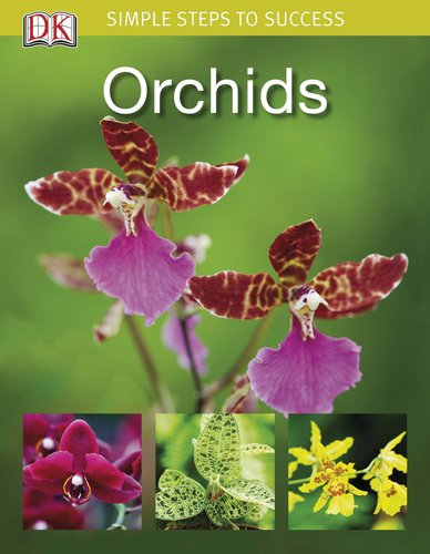 Simple Steps to Success: Orchids: DK Publishing