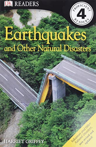 9780756659325: DK Readers L4: Earthquakes and Other Natural Disasters