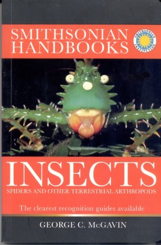 9780756660086: Insects - Spiders and Other Terrestrial Arthropods - Smithsonian Handbooks (Smithsonian Handbooks)