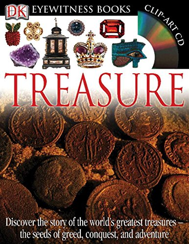 Treasure (DK Eyewitness Books) (0756660378) by Steele, Philip
