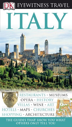 Italy (Eyewitness Travel Guides): Adele Evans; Photographer-Ian