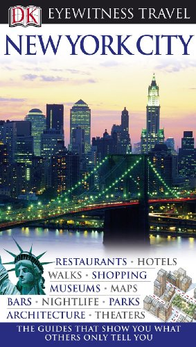 9780756660611: Eyewitness New York City (DK Eyewitness Travel Guides New York City)