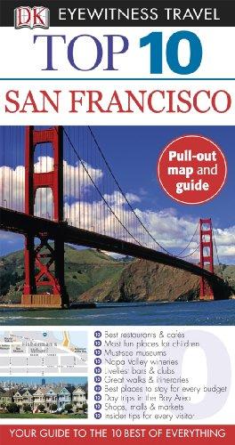 9780756660680: Top 10 San Francisco (Eyewitness Top 10 Travel Guides)