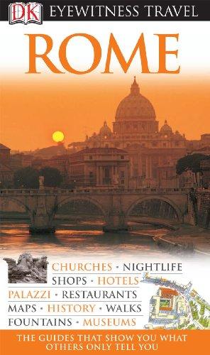 9780756660772: Rome (Eyewitness Travel Guides)