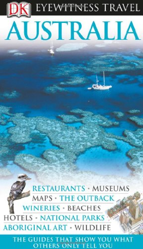 9780756660826: Australia (Dk Eyewitness Travel Guides)