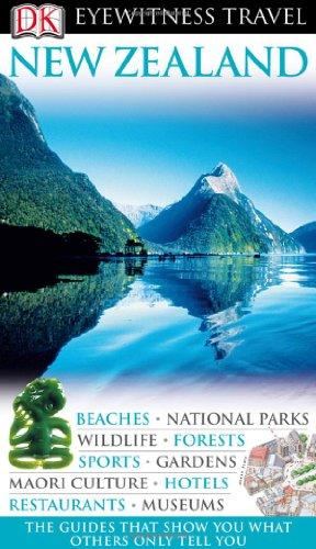 9780756660901: New Zealand (Eyewitness Travel Guides)