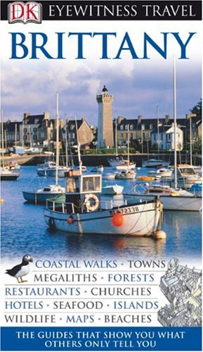 9780756660949: Brittany (Eyewitness Travel Guides)