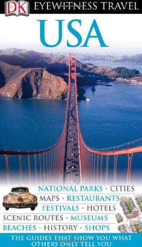 9780756661021: Eyewitness USA (DK Eyewitness Travel Guides)