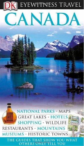 Canada (DK Eyewitness Travel Guides): Llywd-Jones, Ffion, Ion,