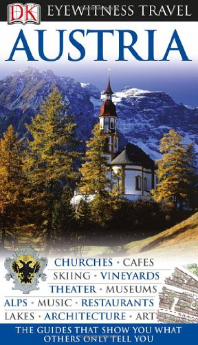 9780756661045: DK Eyewitness Travel Guide: Austria