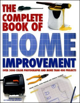 9780756661205: The Complete Book of Home Improvement