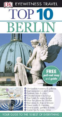 9780756661274: Top 10 Berlin [With Fold Out Map] (Dk Eyewitness Top 10 Travel Guides)