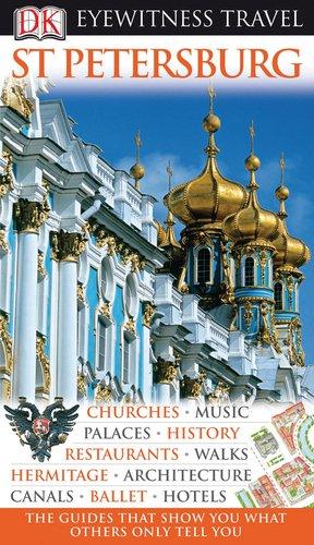 9780756661281: St. Petersburg (Eyewitness Travel Guides)