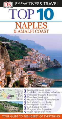 9780756661397: Top 10 Naples & Amalfi Coast (Eyewitness Top 10 Travel Guides)