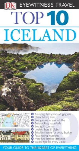 9780756661403: Top 10 Iceland (Eyewitness Top 10 Travel Guides)