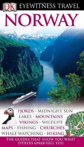 9780756661465: Norway (Eyewitness Travel Guides)