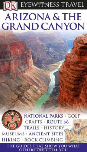 9780756661793: DK Eyewitness Travel Guide: Arizona & the Grand Canyon