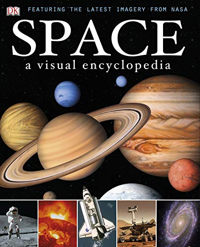 9780756662776: Space: A Visual Encyclopedia (DK Visual Encyclopedia)