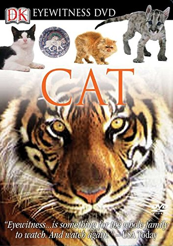 Eyewitness DVD: Cat (Eyewitness Videos) (0756662982) by DK Publishing
