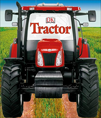 9780756663025: Tractor (Shaped Board Books)