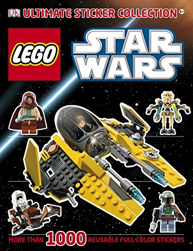 9780756663094: Lego Star Wars Ultimate Sticker Collection (Ultimate Sticker Collections)