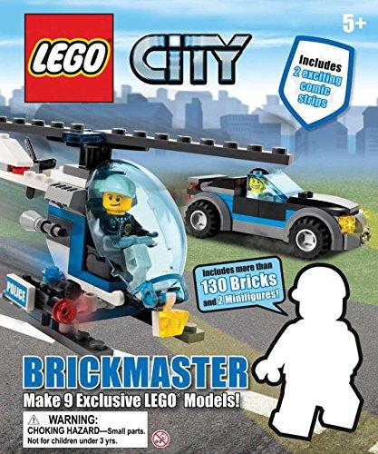 9780756663100: Lego City Brickmaster [With 9 Lego Models]