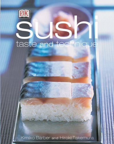 9780756664244: Sushi: Taste & Technique