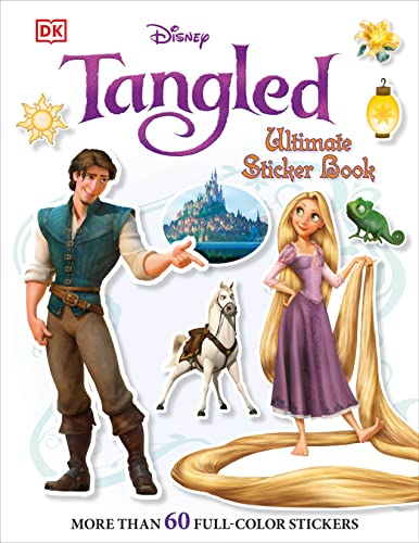 9780756666873: Tangled: Ultimate Sticker Book (Ultimate Sticker Books)