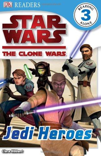 9780756666897: Jedi Heroes (Star Wars: The Clone Wars)