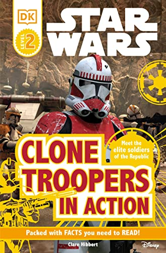 9780756666910: DK Readers L2: Star Wars: Clone Troopers in Action (Dk Readers. Star Wars)