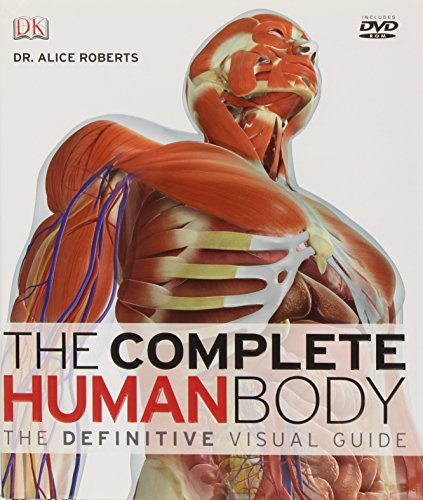 9780756667337: The Complete Human Body (Book & DVD-ROM)
